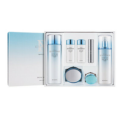 [Missha] White Cure Special Gift Set 3item