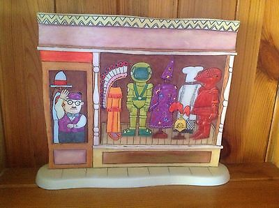 Robert Harrop Mr Benn Shop Front Ltd Edition - New In Box