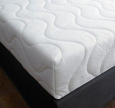 Outlast® Superior - 5FT King Size 20cm - 50kg Orthopaedic Memory Foam Mattress