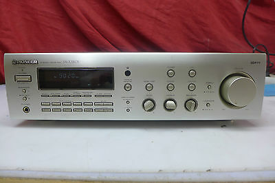 Pioneer SX-702RDS Stereo Receiver gepflegt Silber international shipping