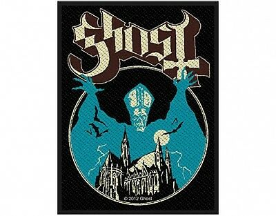 GHOST opus eponymous 2012 - WOVEN SEW ON PATCH official merchandise