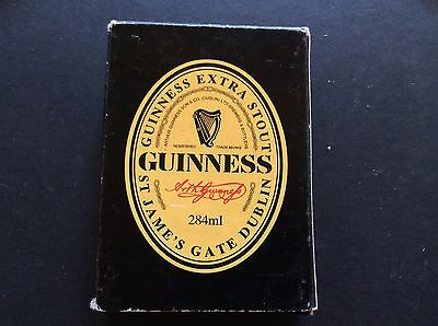 Guinness  Playing Cards  - Complete - Excellent