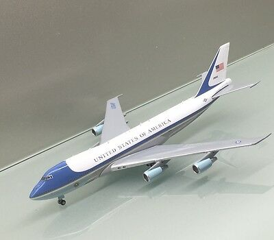 Gemini Jets 1/400 USAF Air Force One Boeing 747 VC-25A 29000 diecast metal model