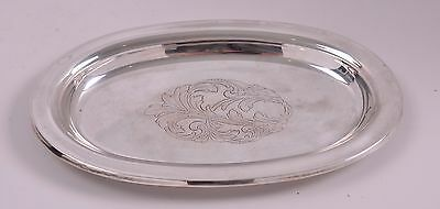 "Antique Towle Old Master Hollowware 8-1/2"" Serving Tray"