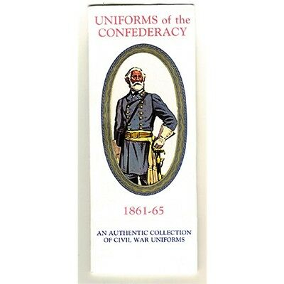 Civil War Uniforms On The Confederacy Army 1861-1865 30026