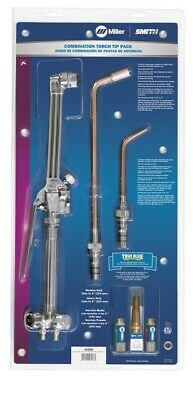 Miller / Smith Heavy Duty Combination Torch and Tip Pack 16206