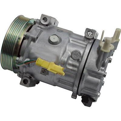 Peugeot 308 4A 4C 2007-2016 Elstock Air Con Conditioning A/C Compressor Replace