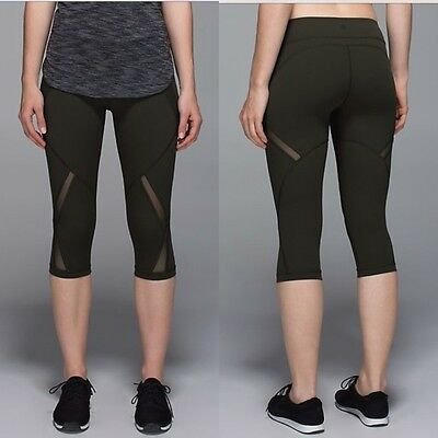 NWT Lululemon Cool To Street Crop Women's Pant - Pick Size and Color