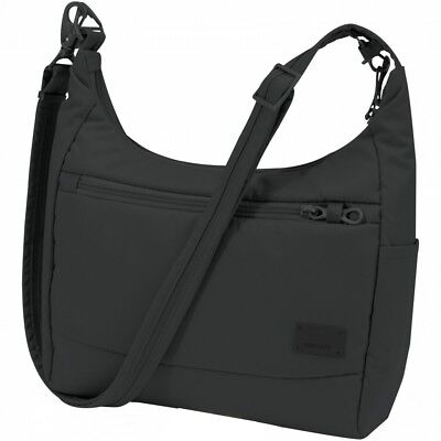 Pacsafe Citysafe Cs100 Travel Handbag (Black)