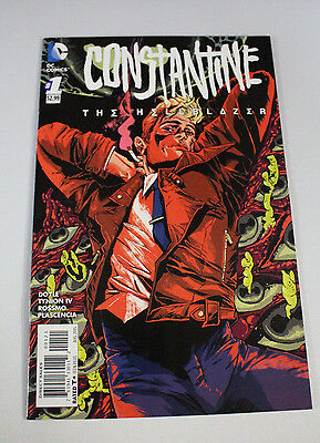 CONSTANTINE THE HELLBLAZER #1 1:25 MING DOYLE Incentive Variant Edition Cover