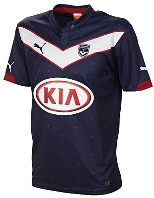 Puma FC Girondins de Bordeaux Home Shirt Replica Men's Jersey KIA Jersey