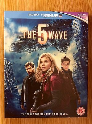 Blu-ray DVD Slipcase Only  -  NO DISCS Included  -  The 5th Wave  -  NO DISCS