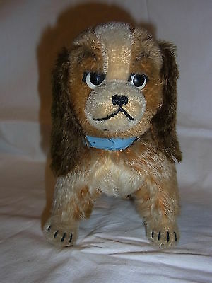 Vintage Stuffed Animal Schuco Toy Lady and the Tramp #BP