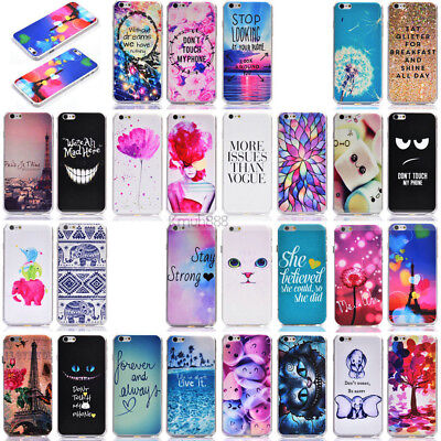 For Apple iPhone 6S 6 7 Plus Touch 5th Galaxy S5 S6 S7 Edge YPCK Cover Case Skin