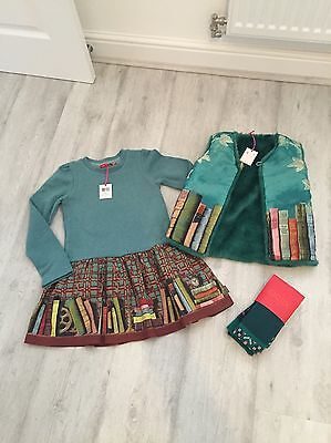 This Seasons Oilily Set Age 8 Years Bnwt Sell Out