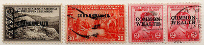 (I.B) Philippines Postal : Overprints Collection
