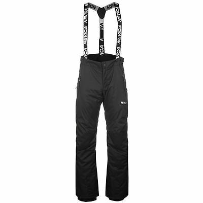 Nevica Mens Vail Ski Pants Waterproof Winter Snow Sports Salopettes Bottoms