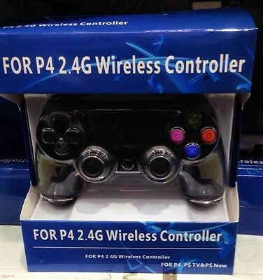 Play Station 4 Joystick Wireless Controller 2.4G compatibile PS4