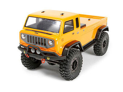 Axial Jeep Mighty FC Body - .040 (Clear) # AX31268