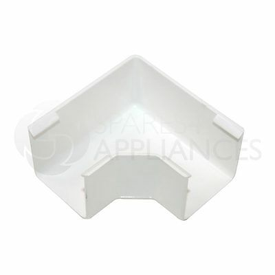 Universal Air Conditioning `L' Outer Corner 32x35mm