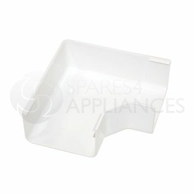 Universal Air Conditioning `L' Outer Corner 40x70mm