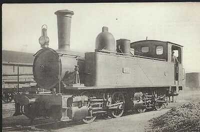 cpa  LOCOMOTIVE de L OUEST TENDER E401 ARTICULEESYSTEME MALLET 4 CYLINDRES 1894