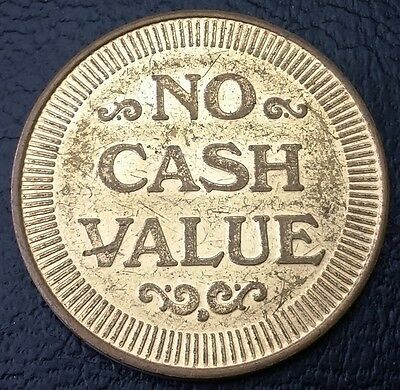 Freedom Eagle No Cash Value Token - Free Combined Shipping