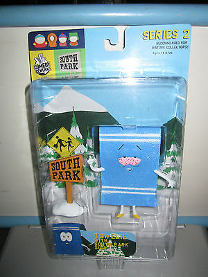 Rare Sealed South Park Mirage #2 Towelie  Toy Doll Figure Nip