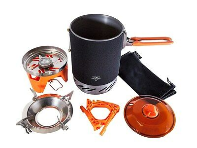 Pure Outdoor 1.0-liter Cooking System