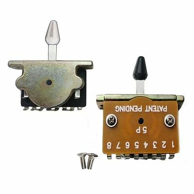 5 way Pickup Selector Switch for Fender Stratocaster Electric Guitars