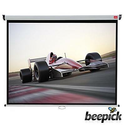 Nobo Wall Projection Screen- Home Theatre/Sports/Cinema (1500x1040mm) #5315
