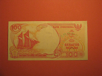 INDONESIA 100 RUPIAH 1992 UNC BANKNOTE Paper Money Currency Bill note