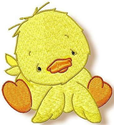 BABY BIRDY 10 MACHINE EMBROIDERY DESIGNS 2 SIZES 1 bonus design included
