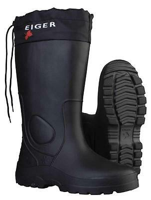 Eiger Lapland NEW Carp Fishing Thermo Waterproof Boots Wellies *All Sizes*