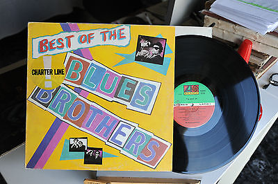 """Best Of The Blues Brothers - Vinile Lp 33 Giri - 12"""" Ex"""