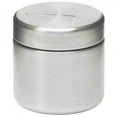 Klean Kanteen Stainless Steel Single-Wall Food Canister