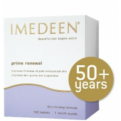 6 x IMEDEEN PRIME RENEWAL 720 tablets, 6 month supply NEW, SEALED & GENUINE