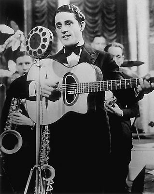 "Al Bowlly 10"" x 8"" Photograph no 1"