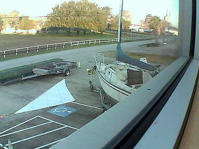 Boaters' Resale Shop of Tx 1601 0254.91 H.O. Stom Jib w 26-2 luff By Neil Pryde