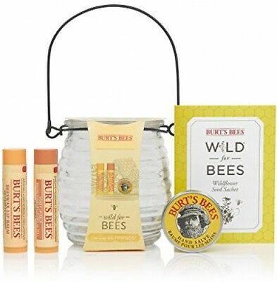 Burt's Bees Wild For Bees - 4-Piece Gift Set