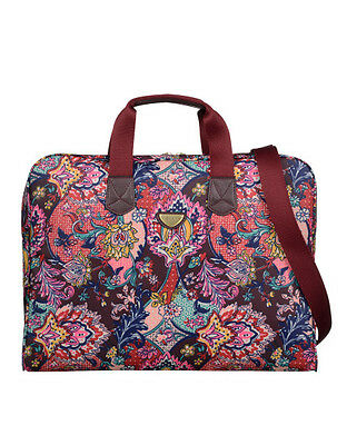 "Oilily ""Laptop Bag"" - Burgundy - less 60%"