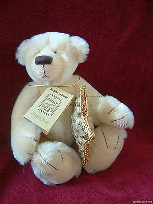 Grisly artists teddy bear Lillys Sternchen limited edition mohair German