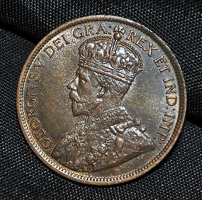 1916 Canada One Cent MS-60