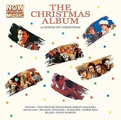 NOW That's What I Call Christmas LP Vinyl Brand NEW PRE ORDER 25/11/16