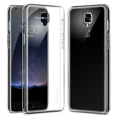 Ultra Thin Clear Soft Transparent Gel Case Cover Protector For Oneplus 3T 3