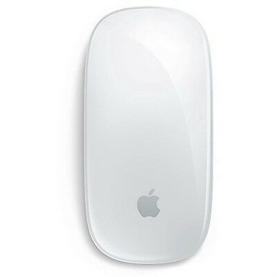 Apple Magic Mouse 2 Wireless Bluetooth with Multi-Touch (MLA02LL/A)