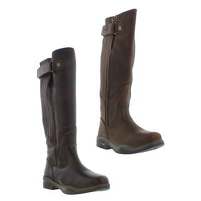 Kanyon Gorse X Rider Womens Regular Fit Waterproof Leather Riding Country Boots