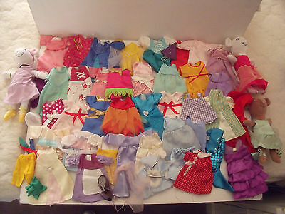 Angelina Ballerina, Alice & Teacher Mouse, 40+ Items Of Clothing, Accs - Bundle