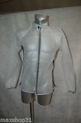 Veste De Pluie Velo/cyclo Impermeable Neuf Taille S Cyclisme/bike/ Vtt/running