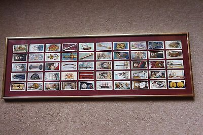 Hugely Reduced..vintage Full Set Nelson Cigarette Cards 1905 (Wills)